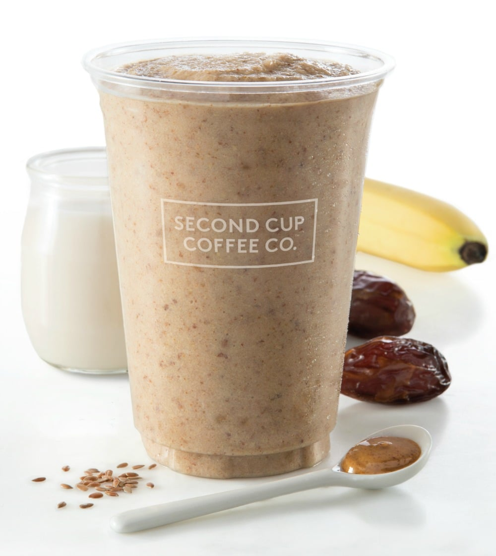 Second Cup Better For You