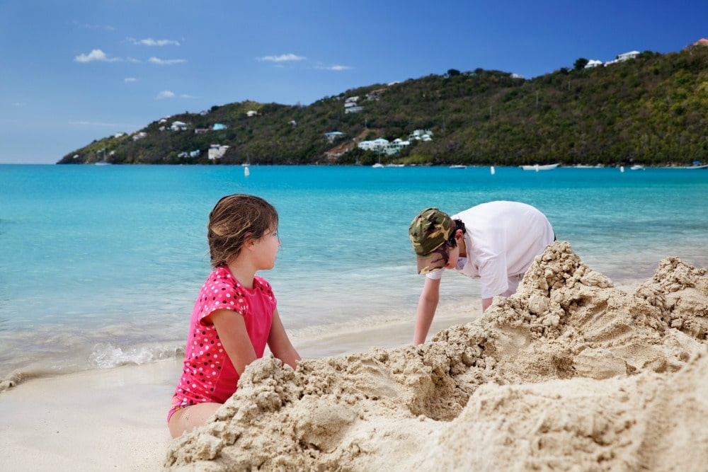 US Virgin Islands - Best Family Vacations