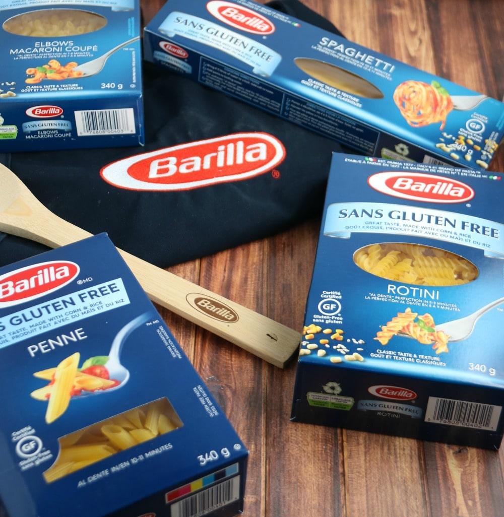 Gluten Free Challenge with Barilla Pasta