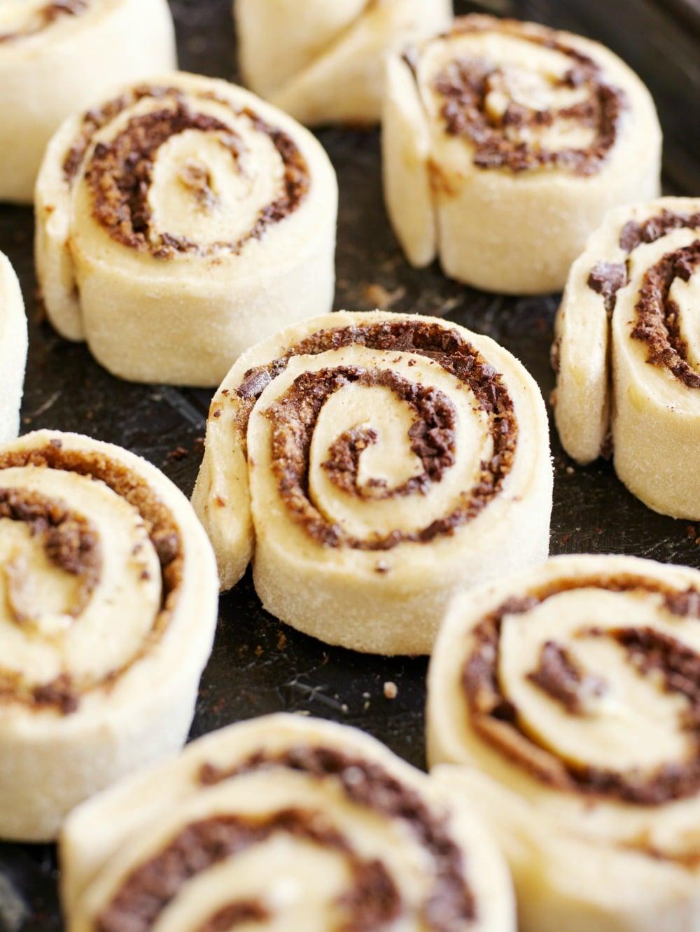 Chocolate Cinnamon Roll Recipe