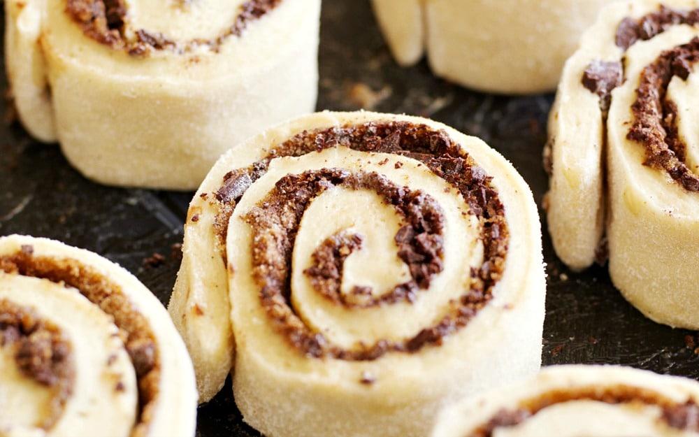 The Absolute Best Dark Chocolate Cinnamon Roll Recipe