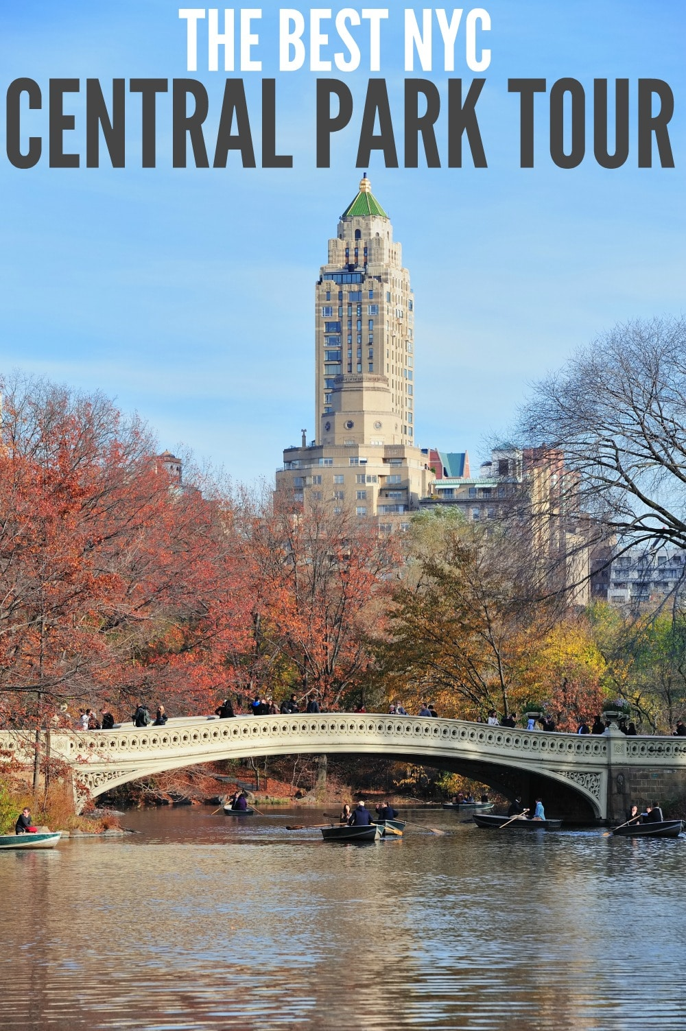 The Best NYC Central Park Tour