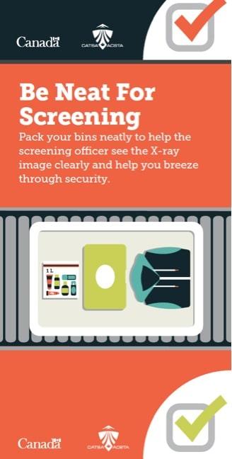 airport screening tips