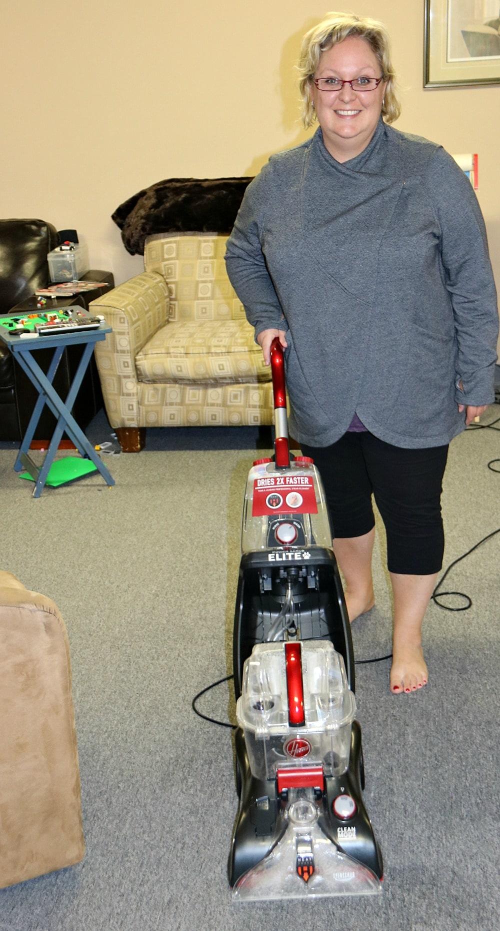 Hoover Elite Pet Carpet Cleaner