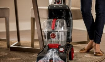 The Hoover Power Scrub Elite Pet Carpet Cleaner
