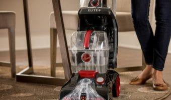 The Hoover Power Scrub Elite Pet Carpet Cleaner