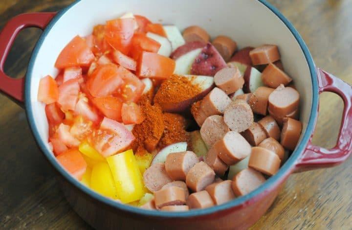 Campfire Hungarian Goulash Recipe