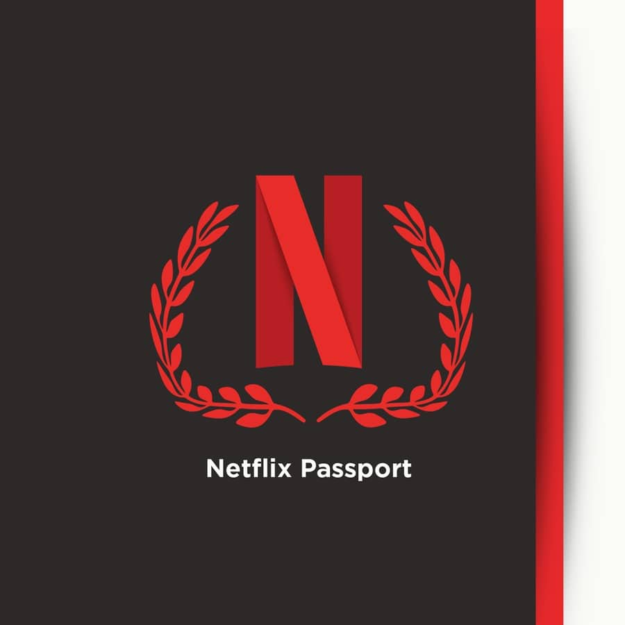 passport to the world with Netflix
