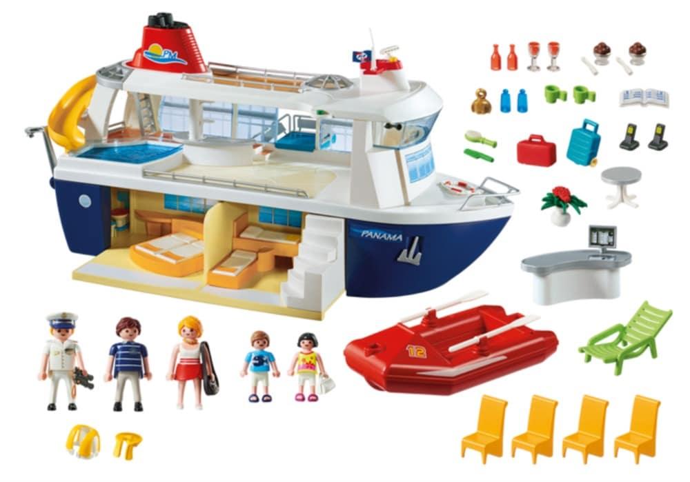 lPlaymobil Cruise ship