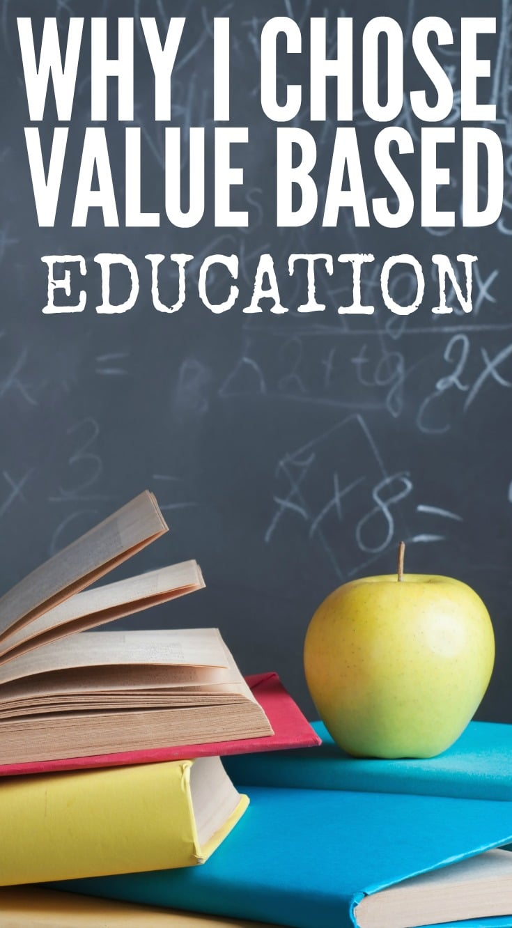 value based education