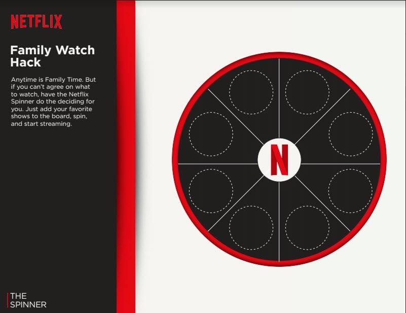 Netflix Anytime