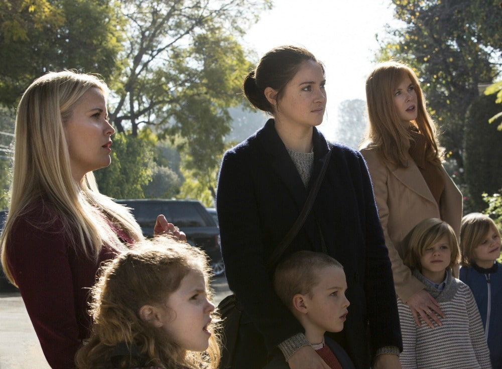 Big Little Lies on Blu-Ray