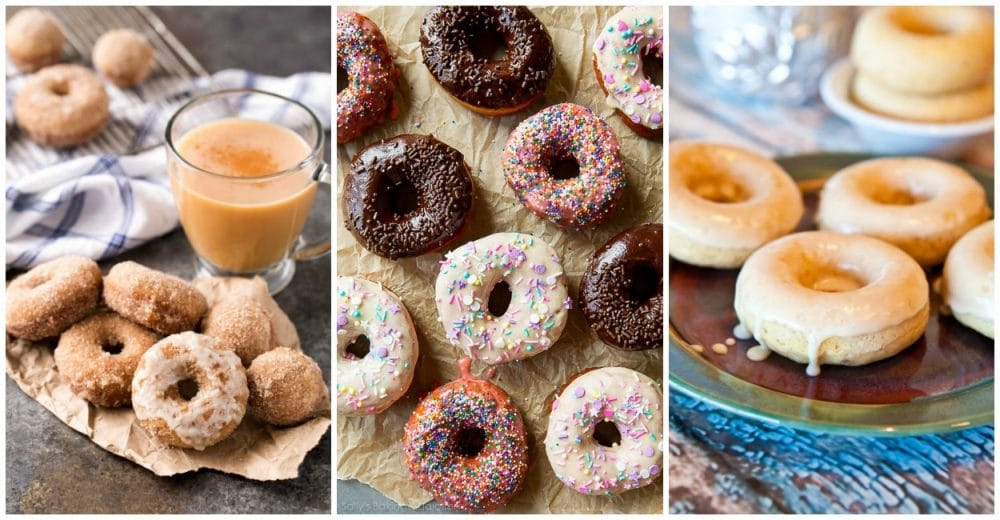 20 Delicious Donut Recipes You Can Make At Home