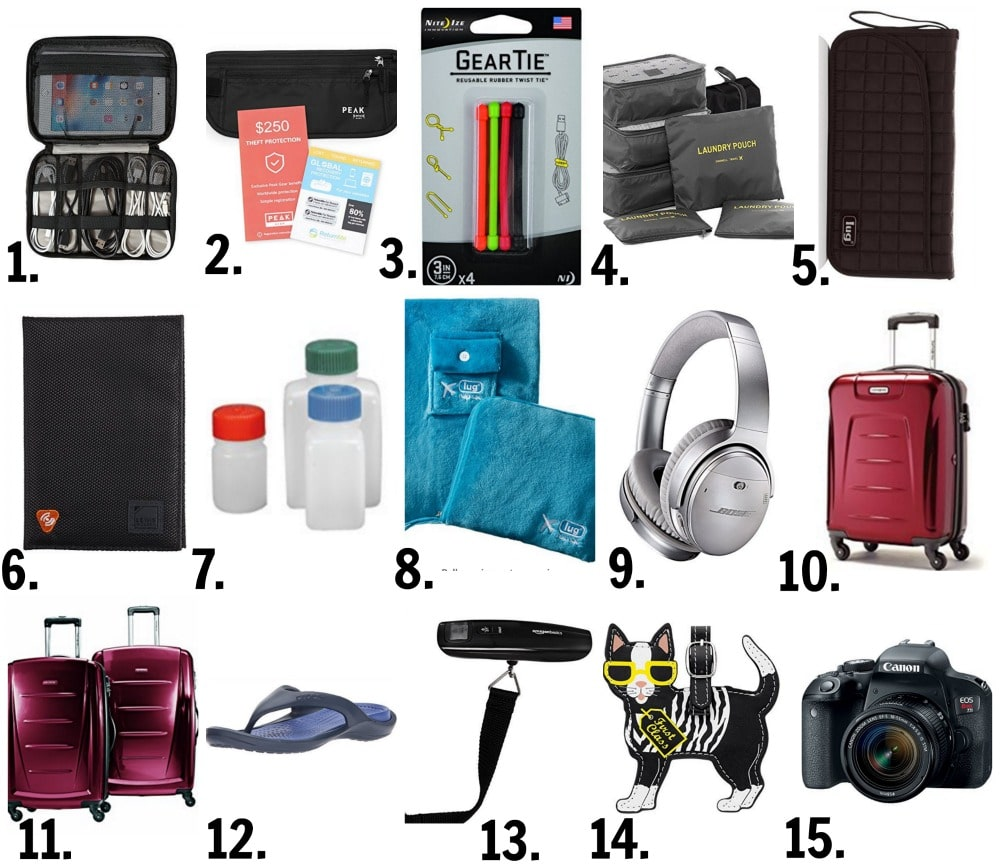 Travel Gear You Can't Leave Home Without