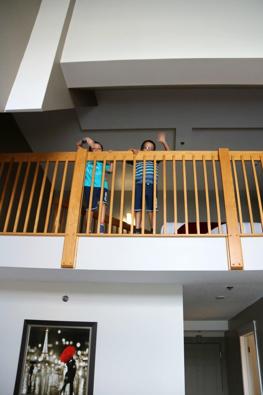 Family Accommodations in Gatineau at the Ramada Plaza du Casino