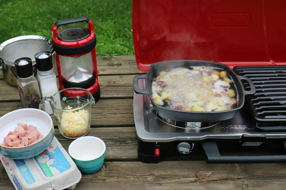 Camping Breakfast Skillet