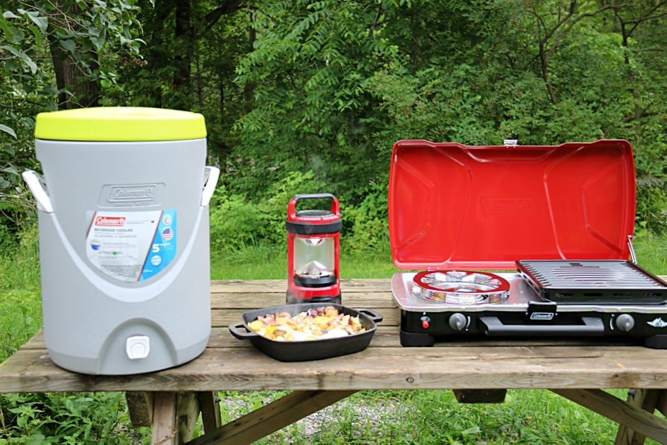 Camping Kitchen Gear