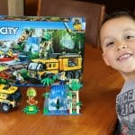 LEGO Time with New City, DC, and Marvel Sets #KeepBuilding