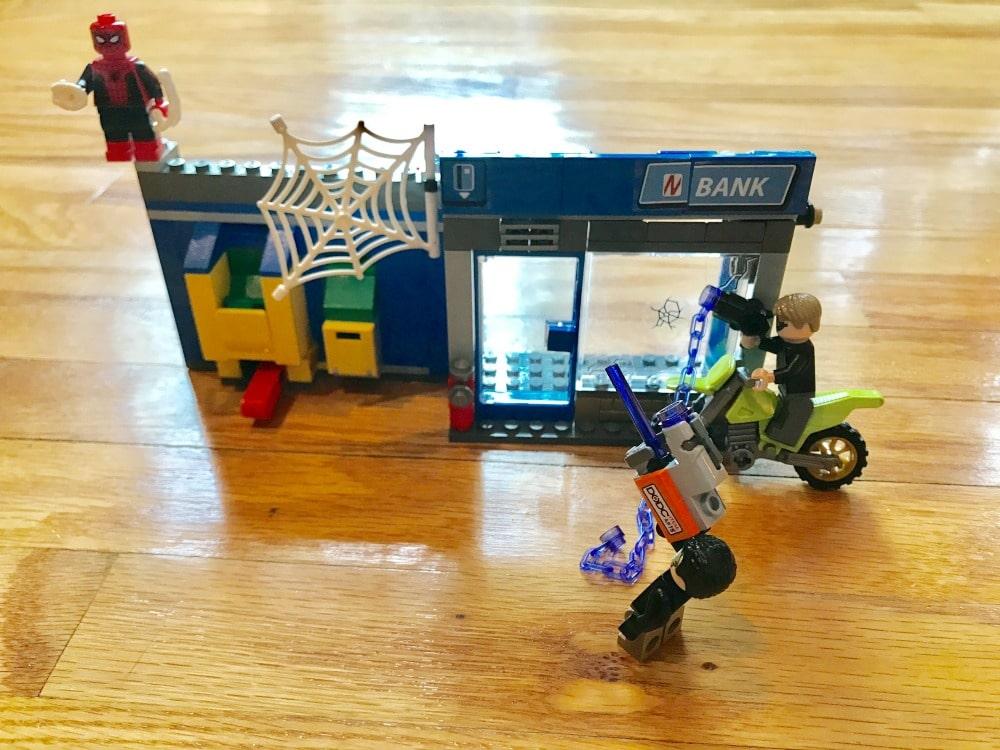 Lego Time - ATM Heist