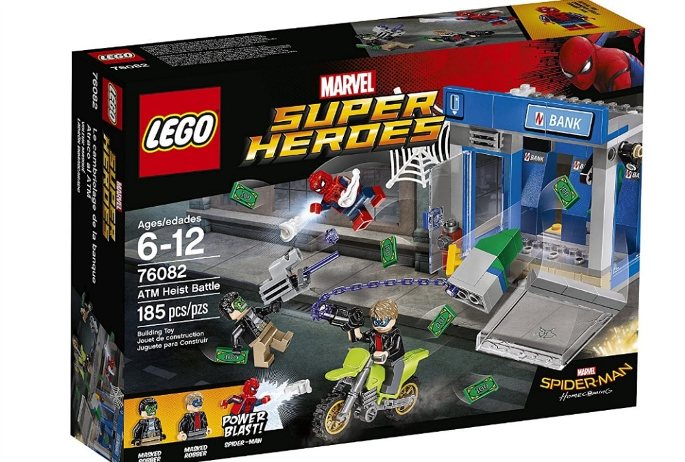 Lego Time - ATM Heist Battle