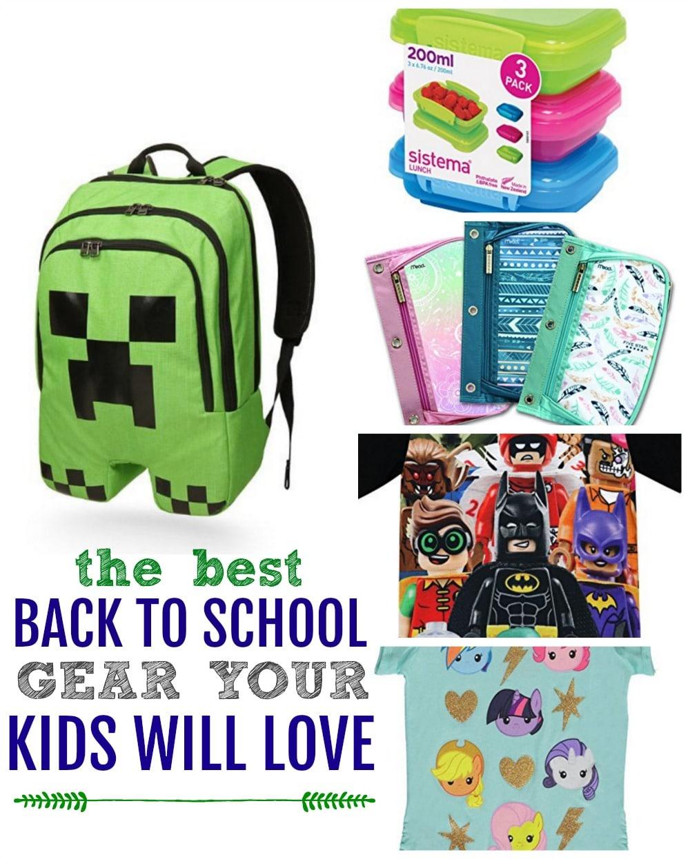 the best back to school gear