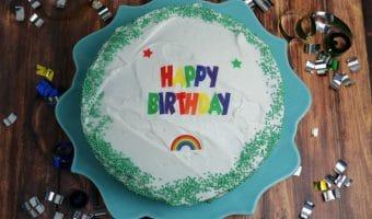 Betty Crocker Edible Image Kits Make Customized Cakes Easy #BakingwithBetty