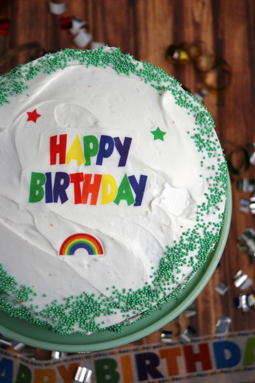 Outstanding Betty Crocker Edible Image Kits Make Customized Cakes Easy Funny Birthday Cards Online Elaedamsfinfo