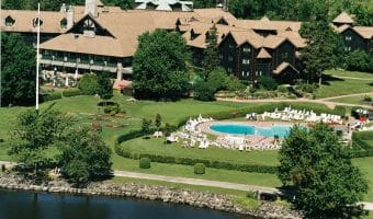 Family Fun At The World's Largest Log Castle: Fairmont Le Chateau Montebello