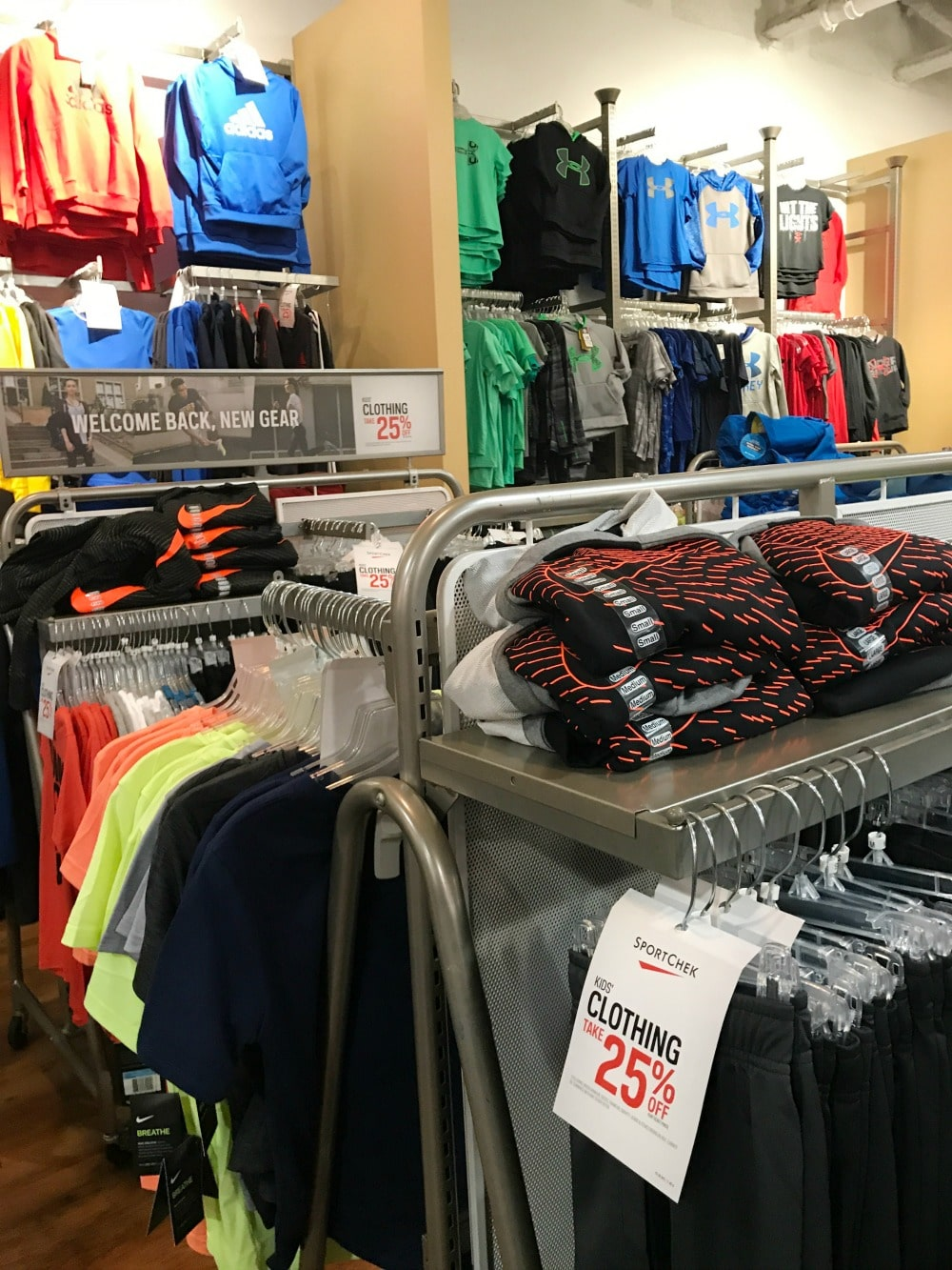 best quality gear in store at Sport Chek