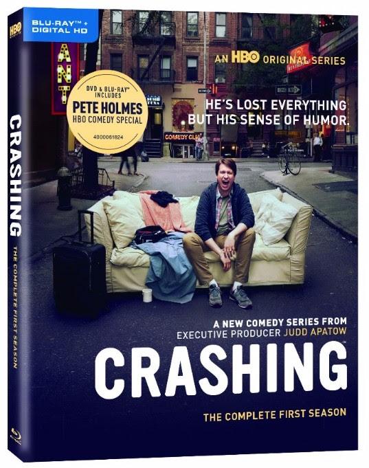 HBO's Crashing
