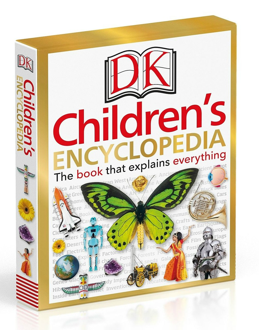 Learning with DK Books