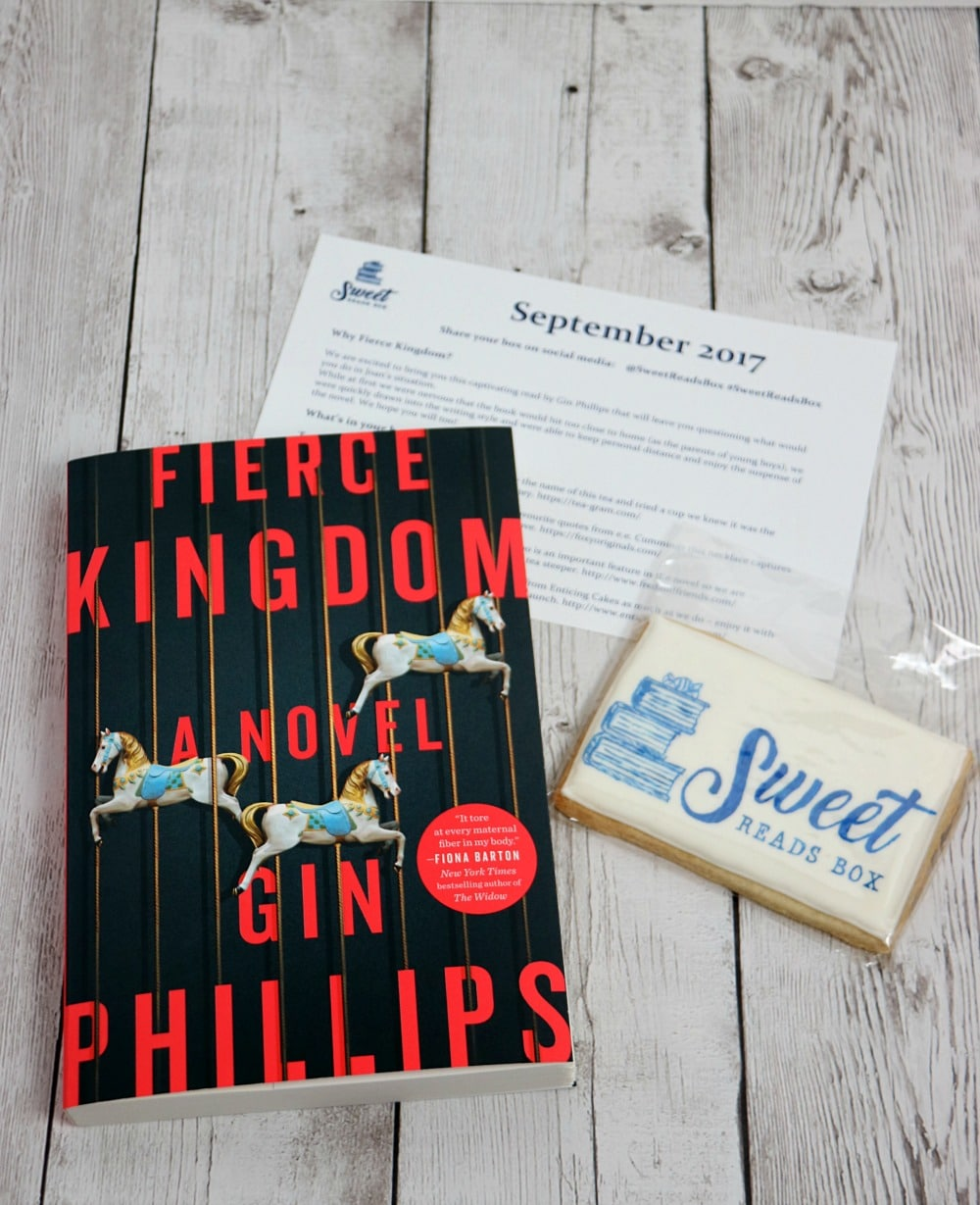 Sweet Reads Box - Canadian Book Subscription Box