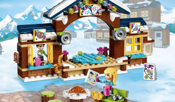 Introducing Winter Sports to Kids with LEGO Friends