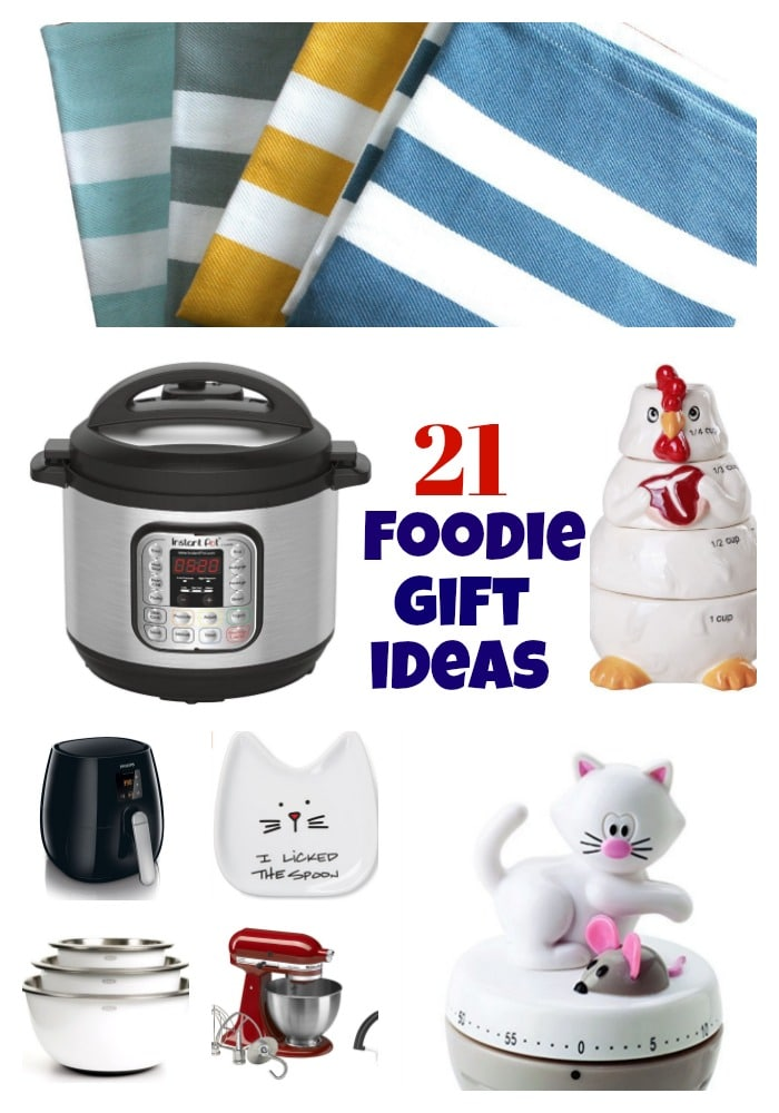 items every Foodie Kitchen Needs