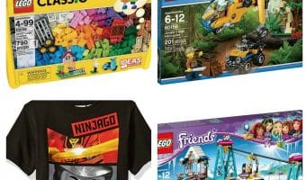 LEGO Gift Ideas For Your LEGO Super Fans