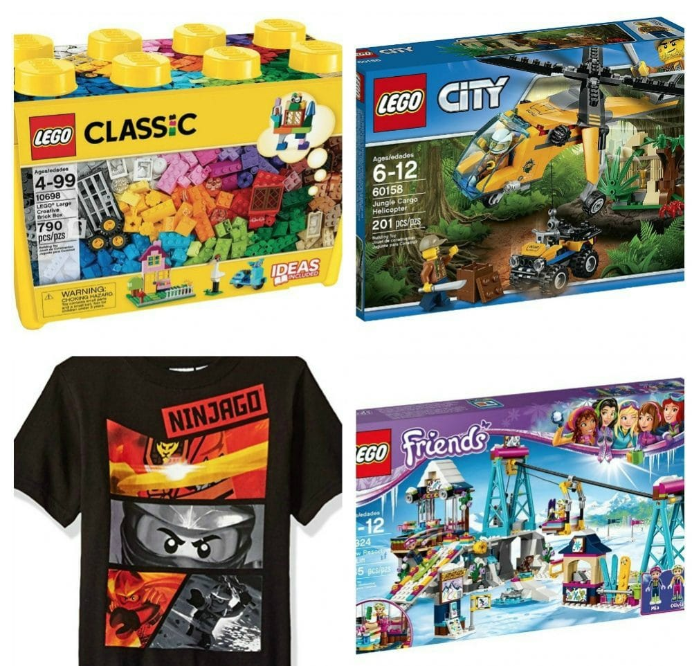 LEGO Gift Ideas Perfect For Birthdays and Holidays!