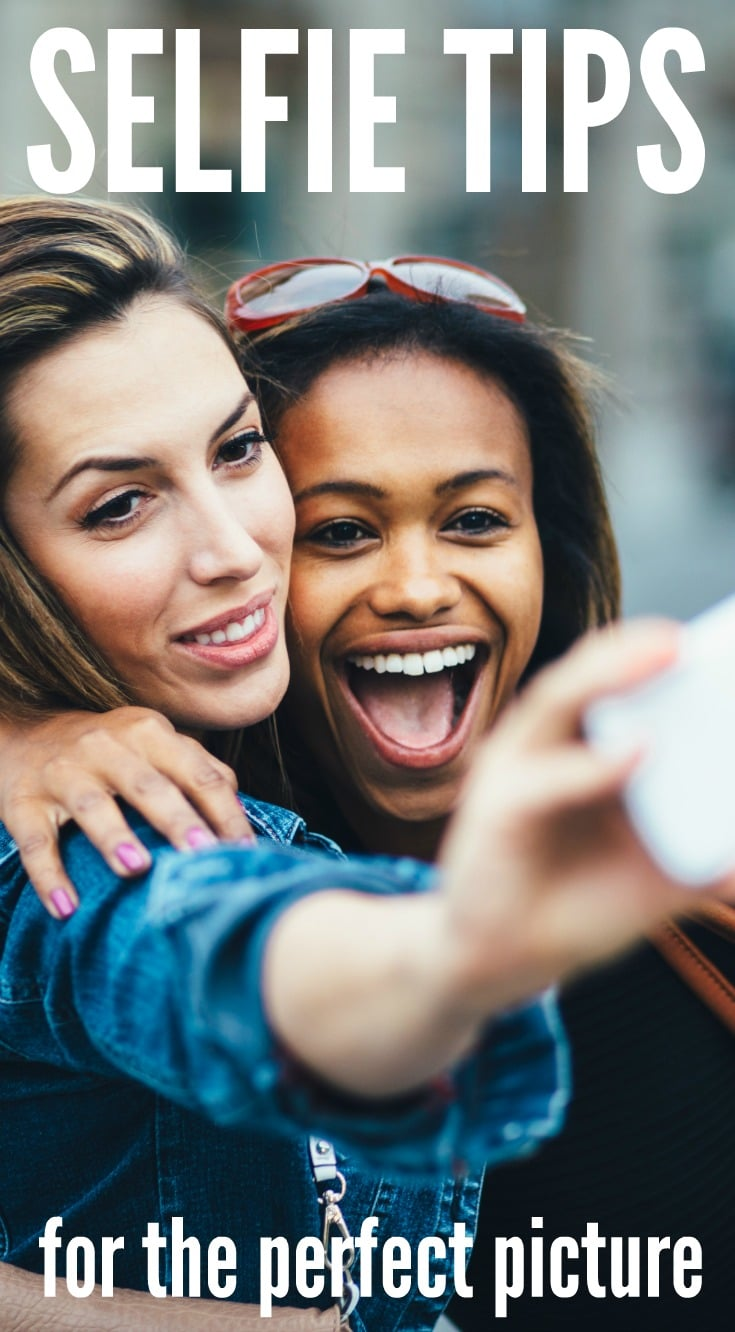 Selfie Tips for the Perfect Picture