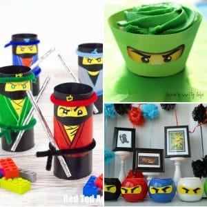 How to Throw A Lego Ninjago Party