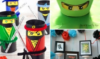 How to Throw A Lego Ninjago Party