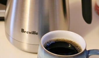 The Ultimate At Home Coffee Maker: The Breville Precision Brewer
