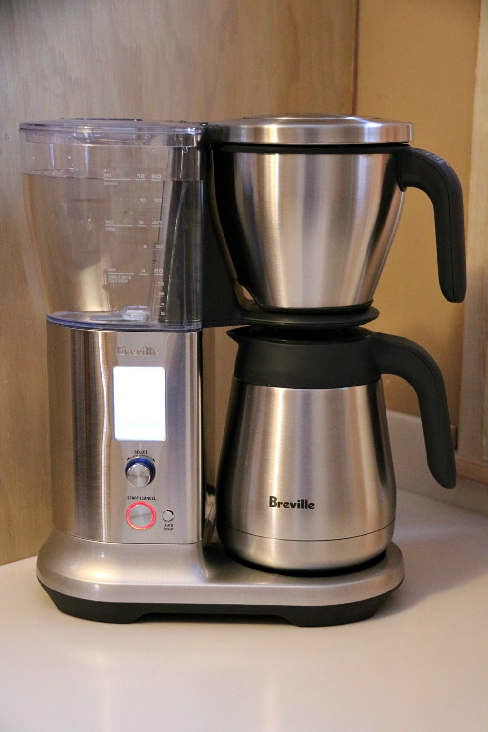 Breville Coffee Maker At The Bay : The Ultimate At Home Coffee Maker: The Breville Precision Brewer