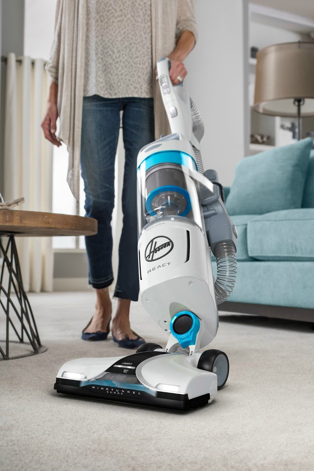 Hoover React Upright Vacuum