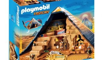 Playmobil Pharaohs Pyramid