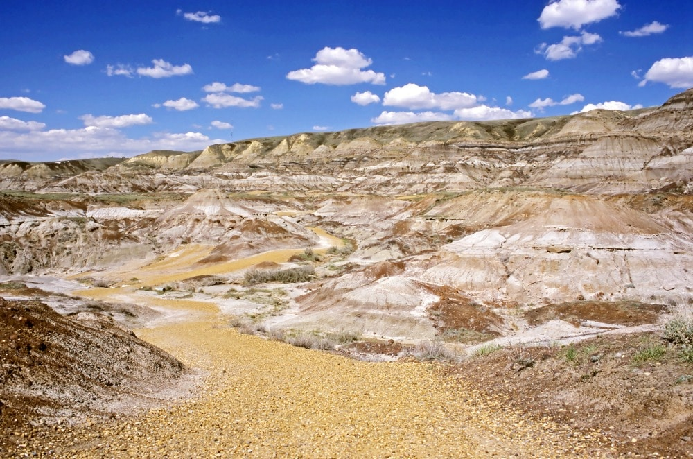 Drumheller - best family road trips