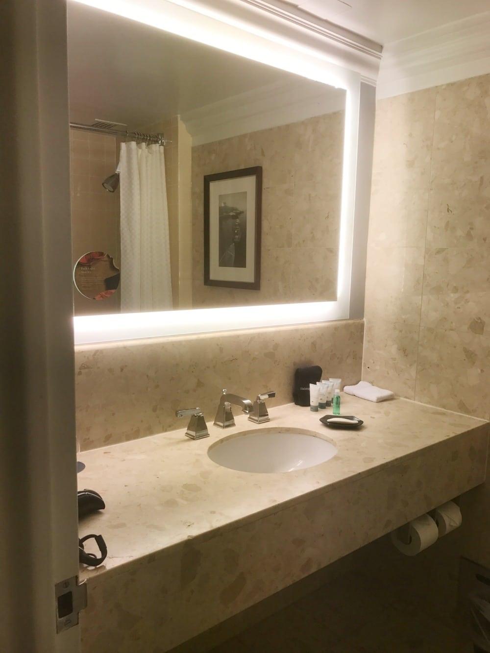 Westin Nova Scotian Halifax Bathroom