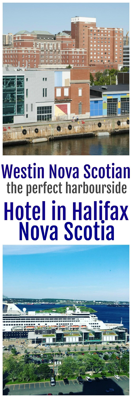 Westin Nova Scotian Halifax Harbourside Hotel
