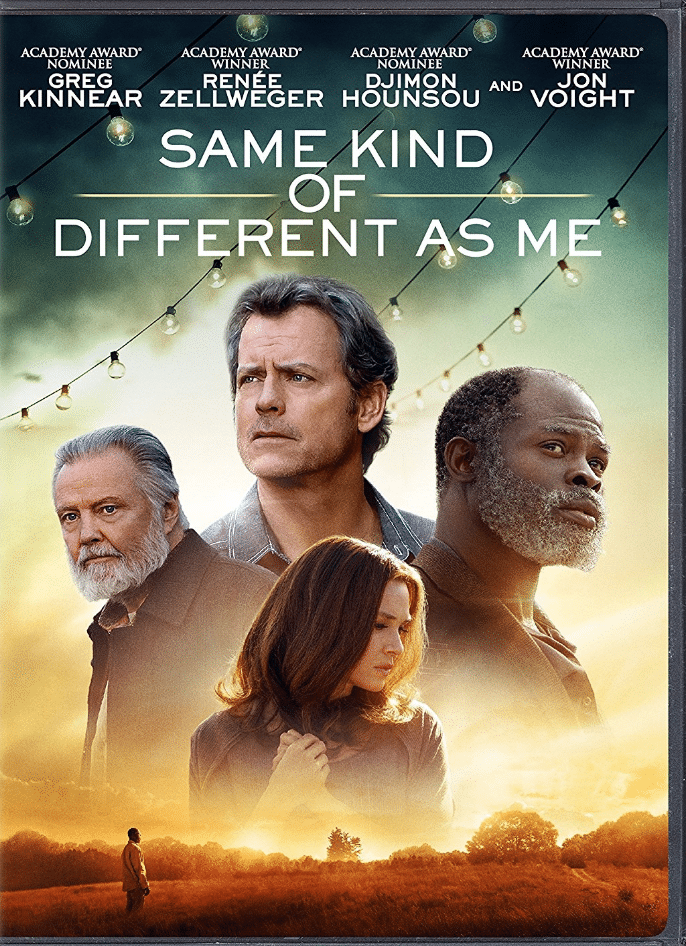 Same Kind of Different As Me DVD Blu-Ray