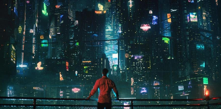 altered carbon on netflix