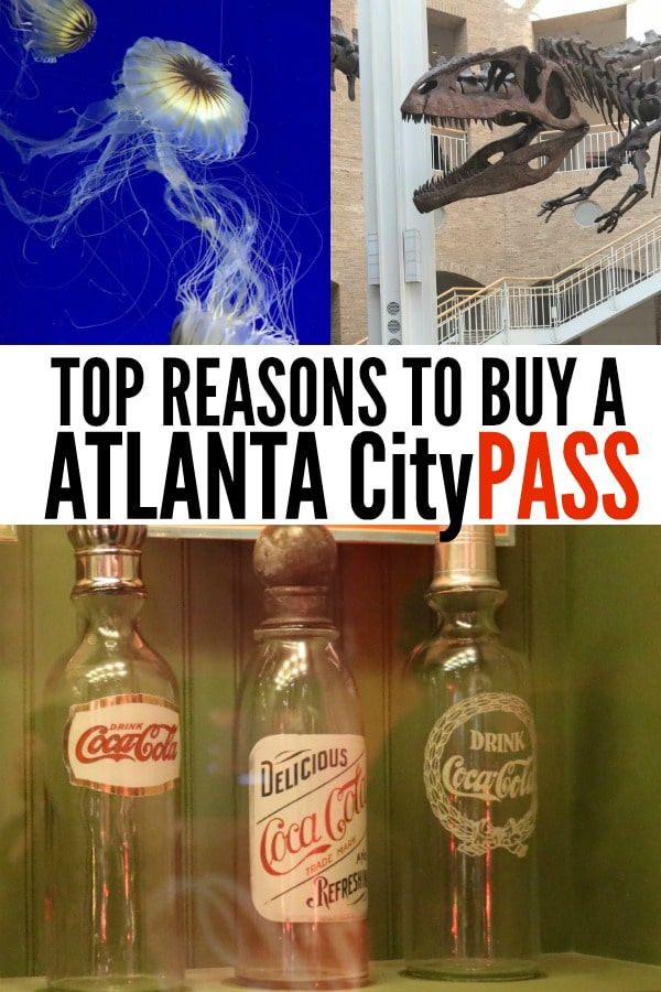 Atlanta CityPASS savings