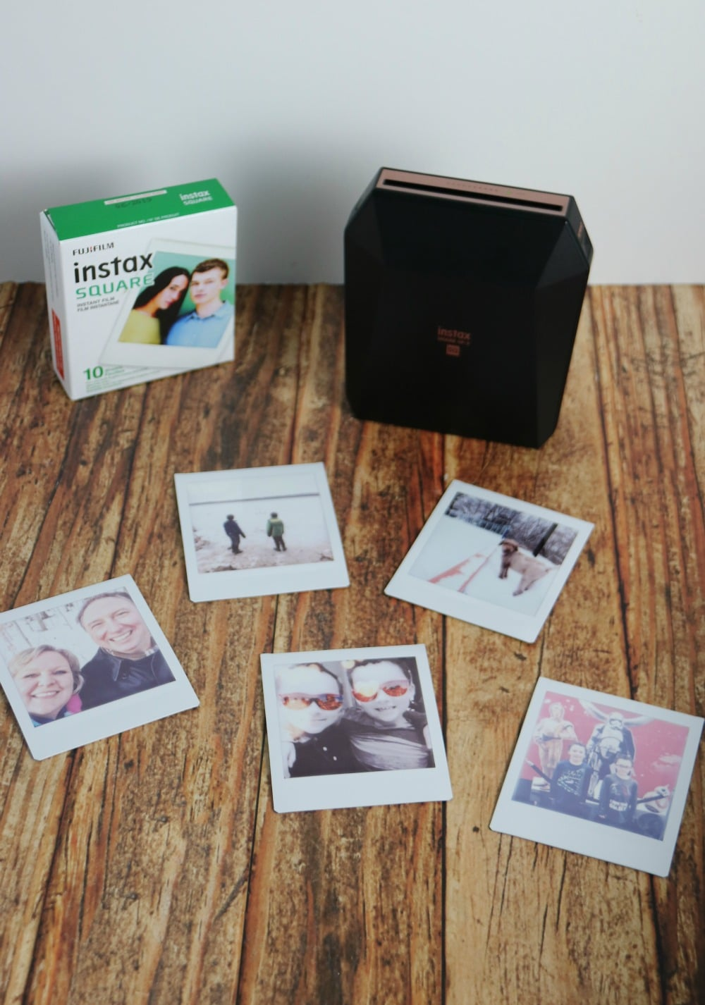 Printing Pictures on the Go with the Fujifilm instax SHARE SP-3